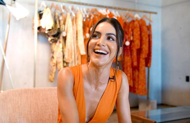 Camila Coelho's eponymous fashion label was