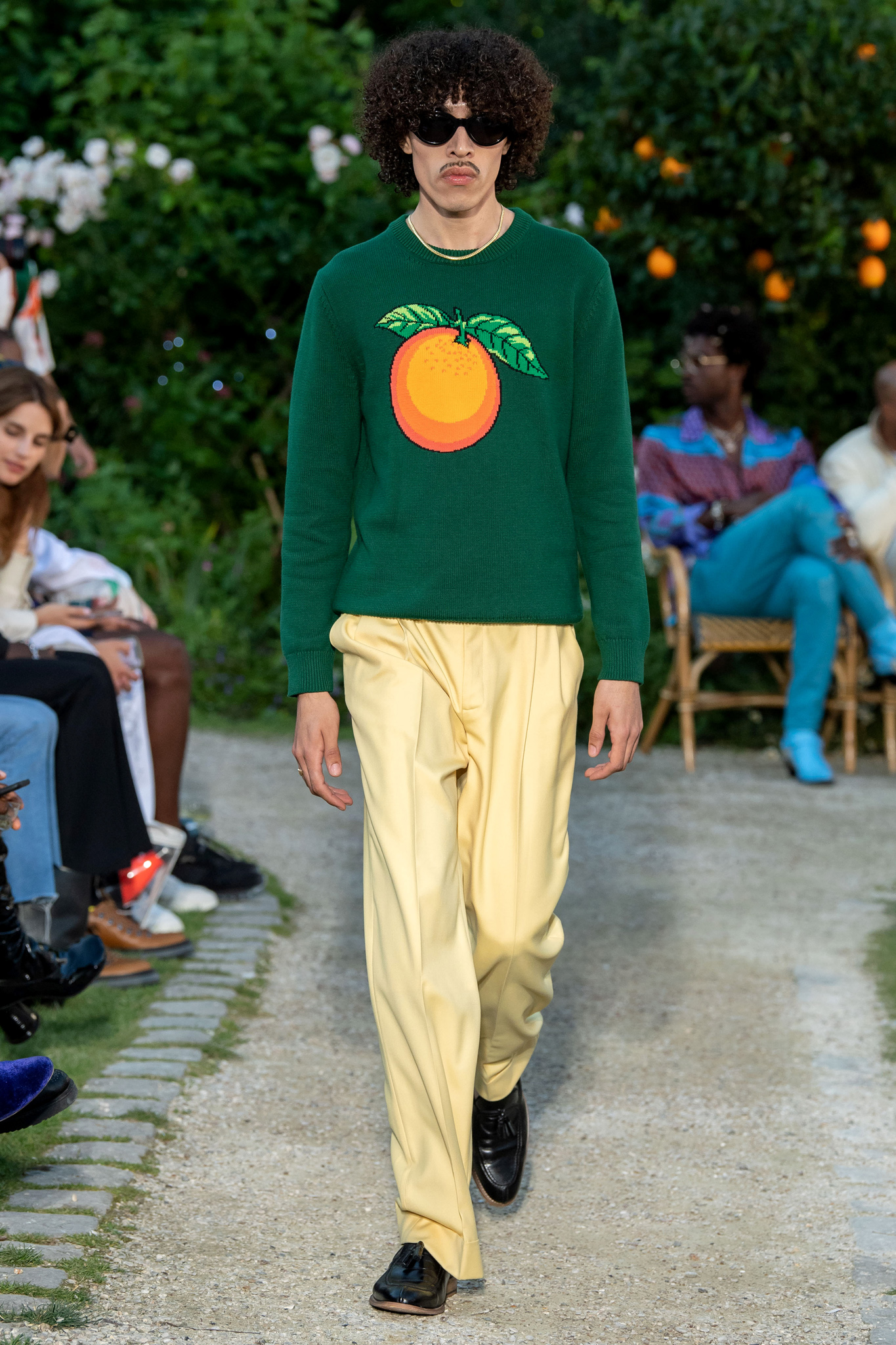 Casablanca Men's Spring Summer 2020
