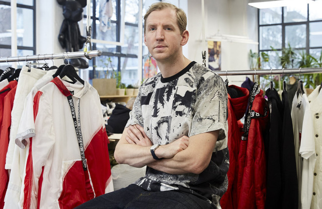 EXCLUSIVE: Christopher Raeburn Gets Ready for the Next Ten Years