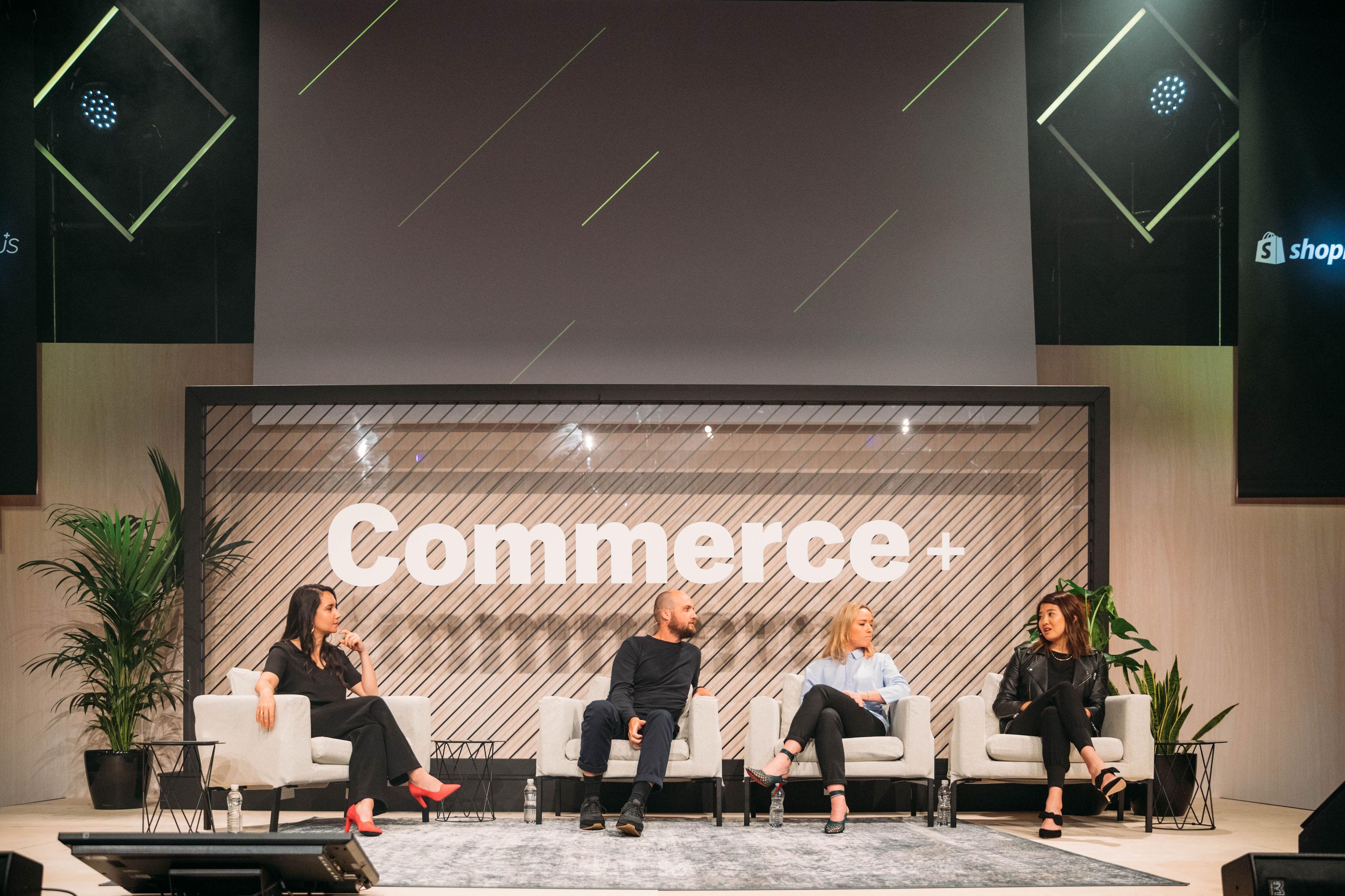 Shopify's Commerce plus event