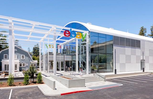 EBay's San Jose, Calif. campus