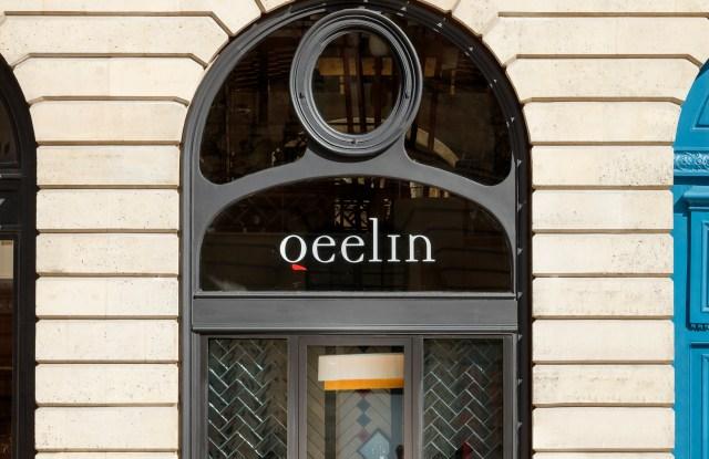 Qeelin store on Place Vendome