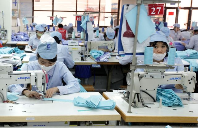 Vietnam factories as primary alternatives to sourcing out of China.