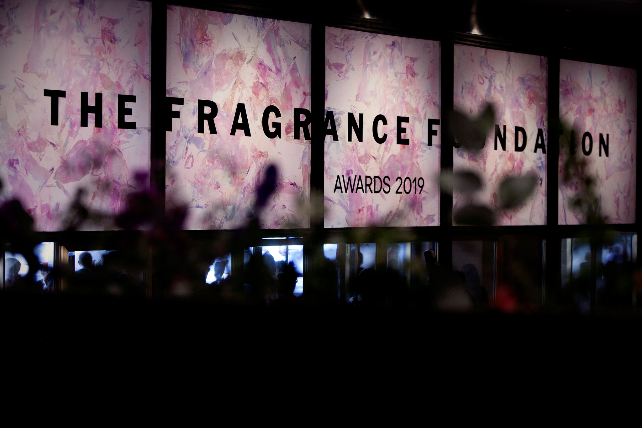 Atmosphere at the Fragrance Foundation Awards 2019.