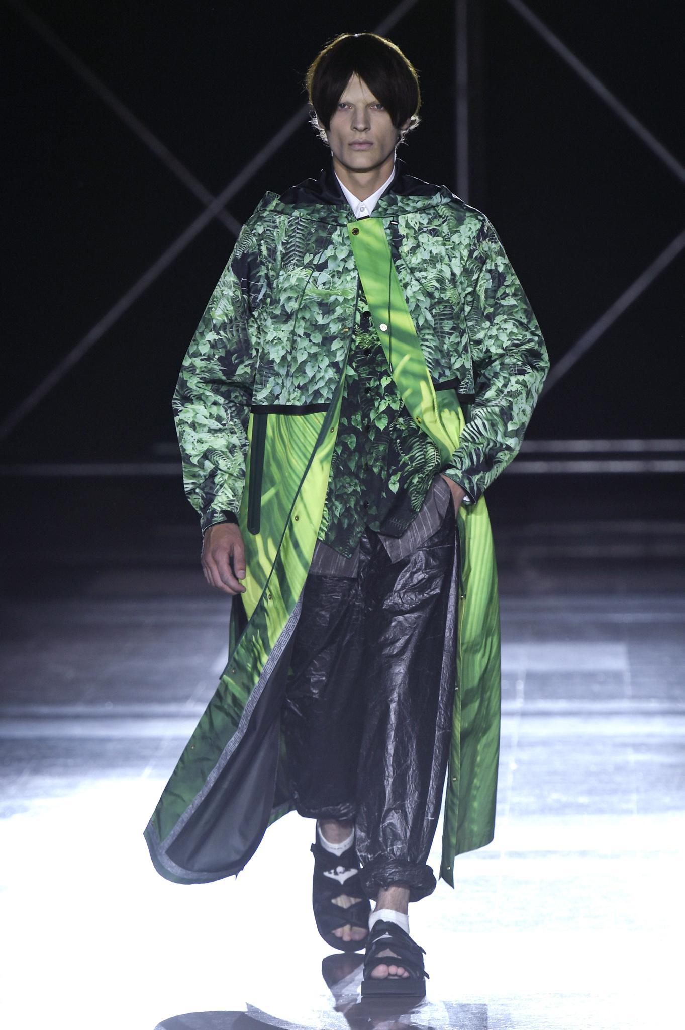 Fumito Ganryu Spring Summer 2020
