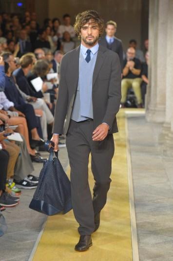 Giorgio Armani Men's Spring 2020