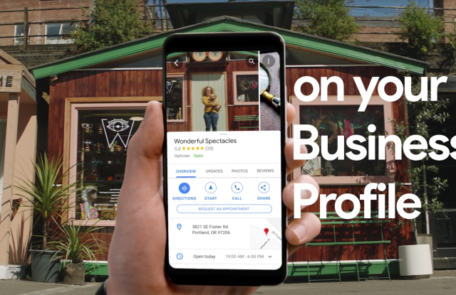 Google updates cover new features for Business Profiles.