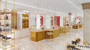 Harrods New Beauty Hall