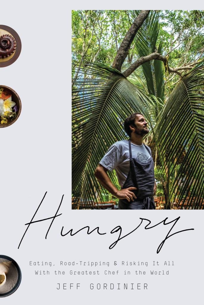 """Hungry"" by Jeff Gordinier"