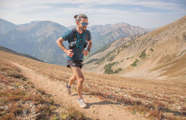 The TransRockies Run is a 12-mile trail run across the Colorado Rockies.