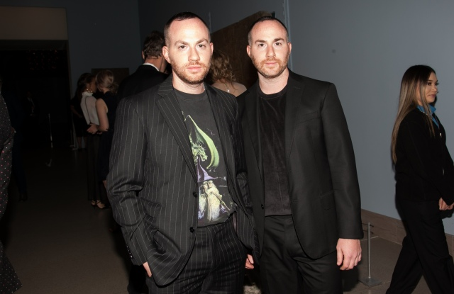 Ariel and Shimon Ovadia, CFDA Awards 2019