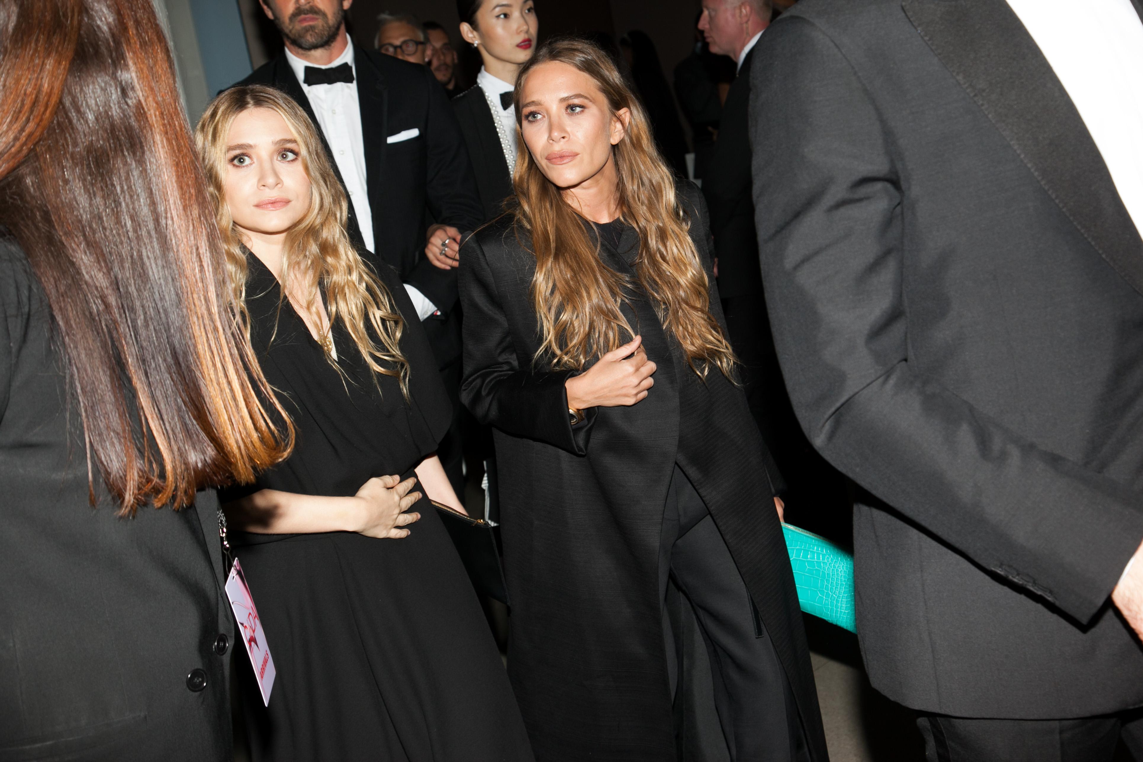 Ashley and Mary-Kate Olsen, CFDA Awards 2019