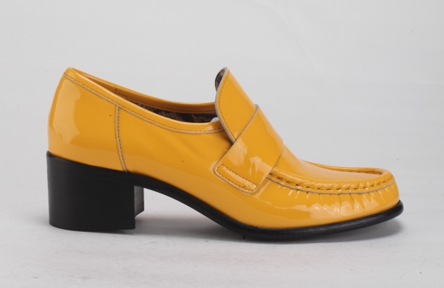 Patrick Cox's new shoe line created with Six London.