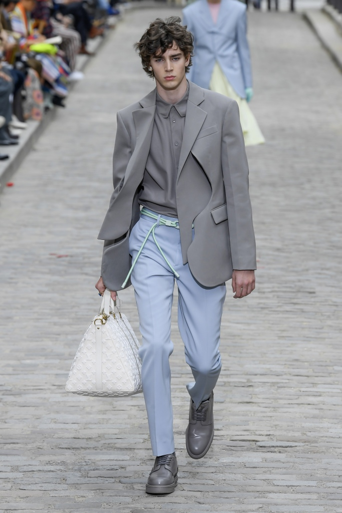 Louis Vuitton Men's Spring 2020