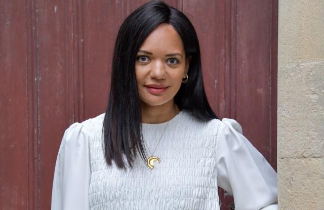 Lydia King, Fashion Director at Harrods