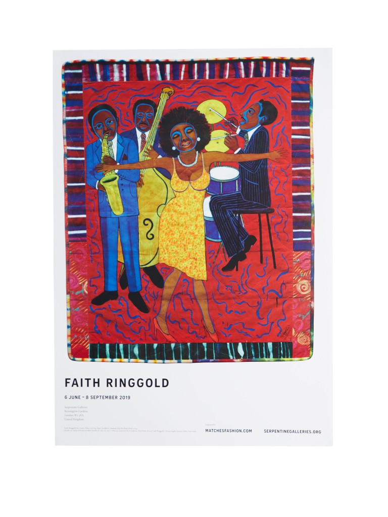 Matchesfashion.com x Faith Ringgold