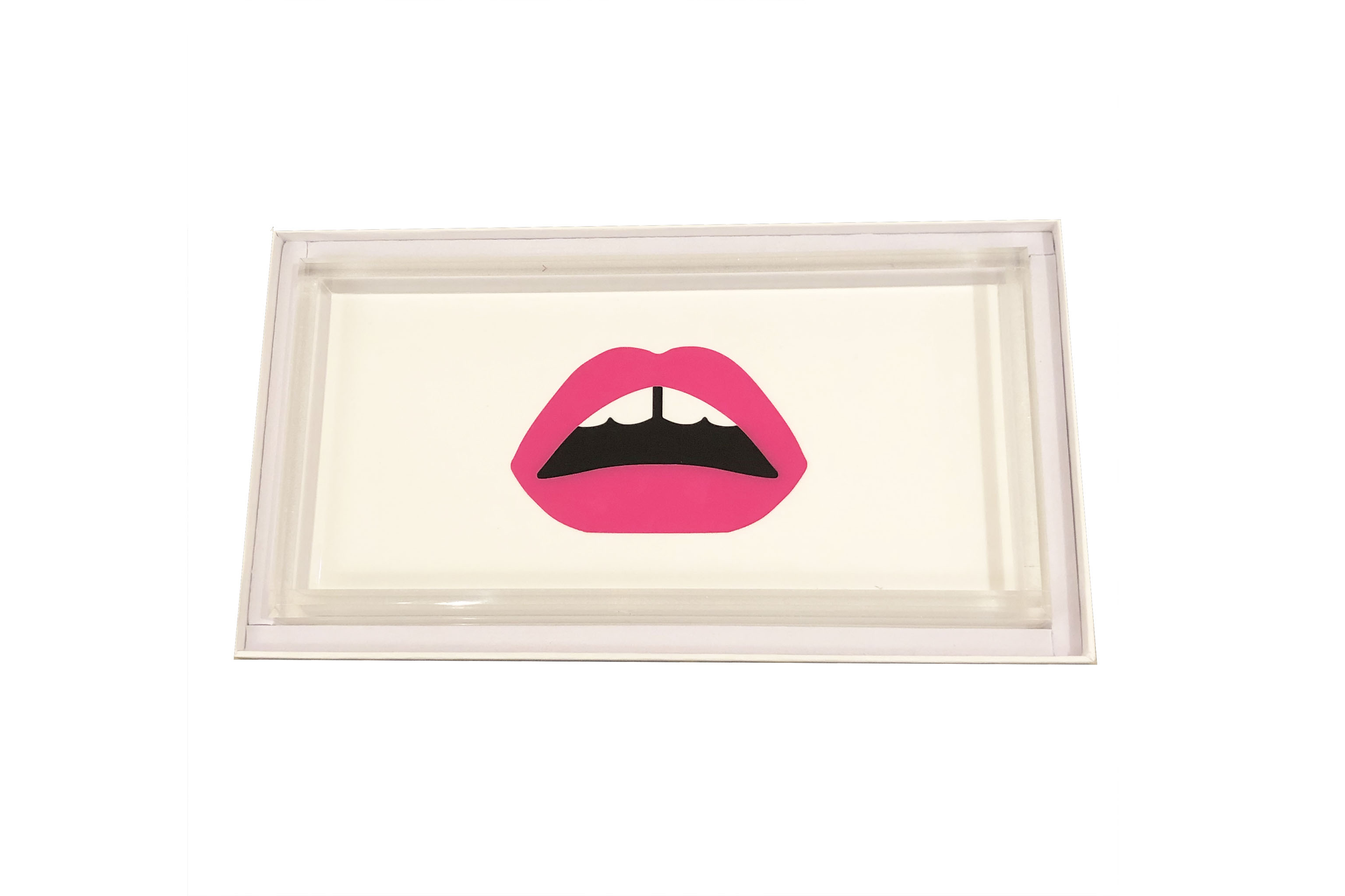 The lip tray from JR Williams.