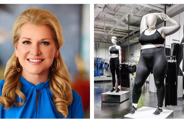 Former Nike Executive Mindy Grossman Responds to Plus Size Mannequin Backlash