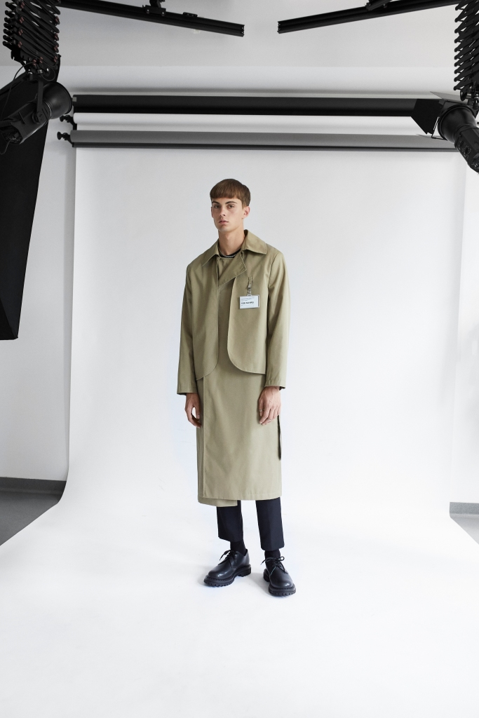 A look from Neige's spring 2020 collection.