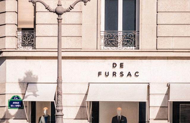 A De Fursac store