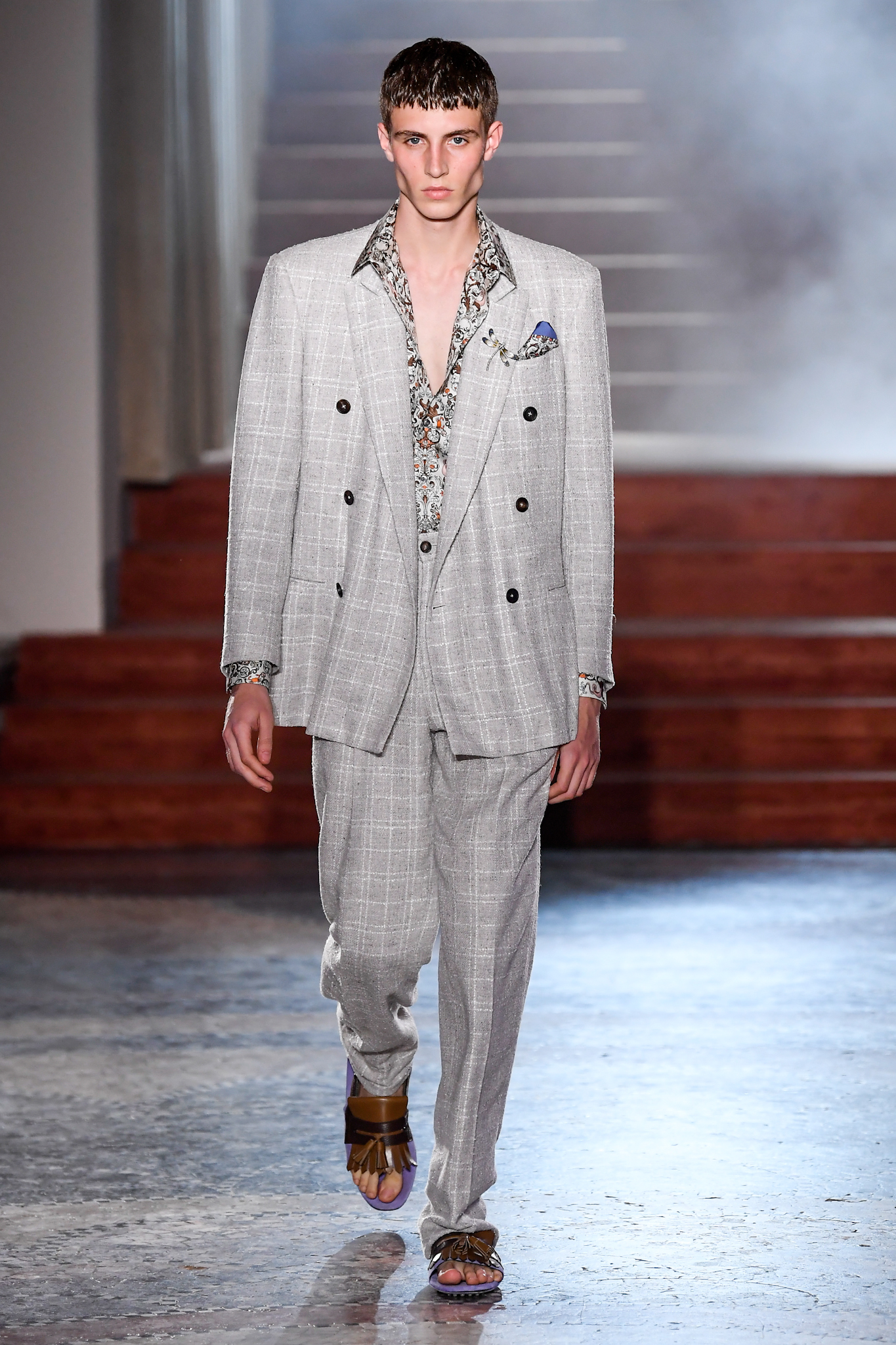 Pal Zileri Men's Spring 2020