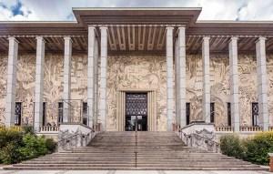 Palais de la Porte Dorée in Paris