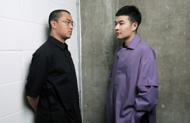 Yushan Li and Jun Zhou of Pronounce