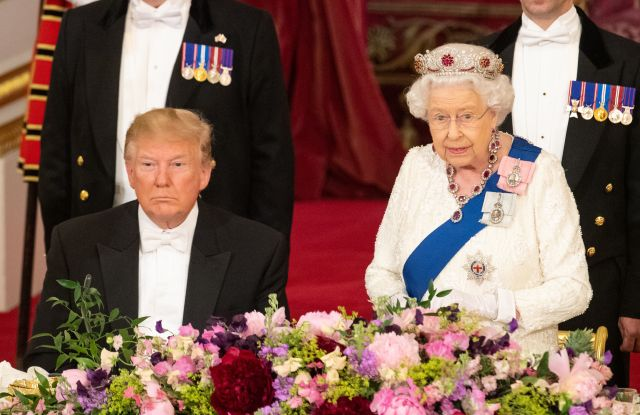 Queen Elizabeth's Tiara Has Surprising Meaning When Meeting Trump