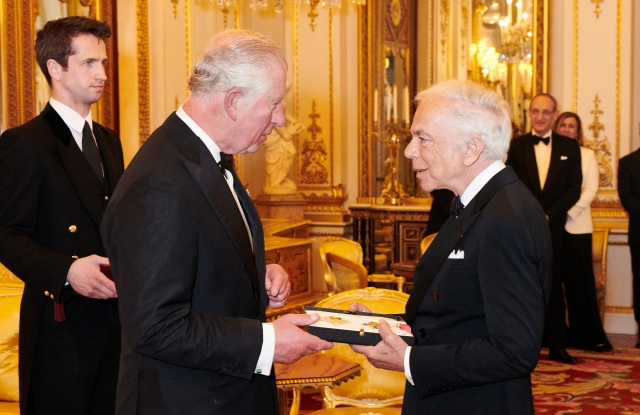 Ralph-Lauren-Presented-with-an-Honorary-UK-Knighthood