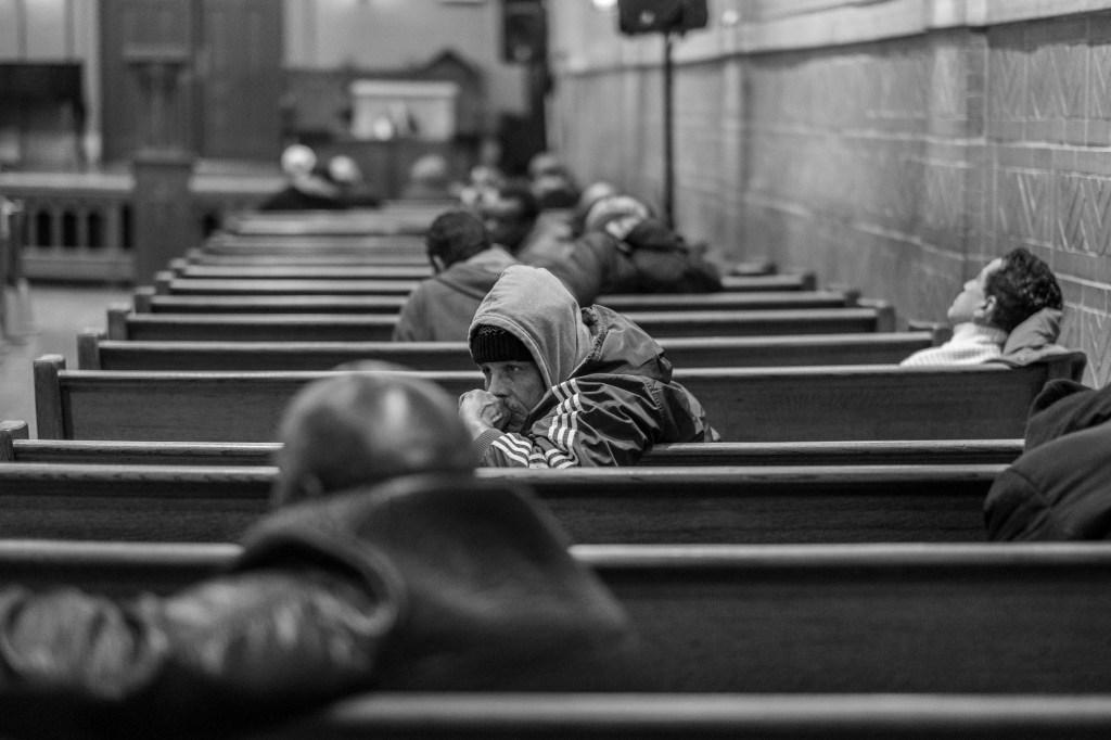 "Steve Fiehl's ""Resilient Souls"" photo series."