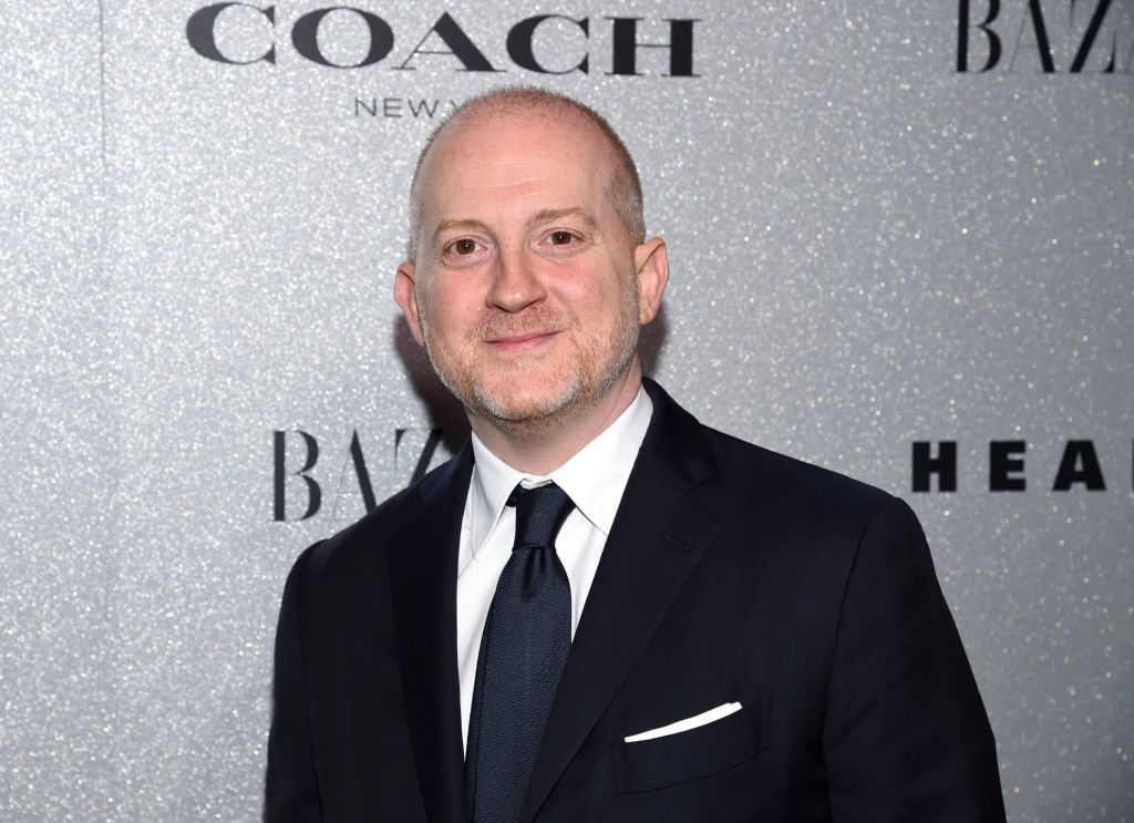 Coach president and CEO Joshua Schulman attends the Lincoln Center Corporate Fund fashion gala honoring Coach at Alice Tully Hall, in New York2018 Lincoln Center Corporate Fund Fashion Gala, New York, USA - 29 Nov 2018
