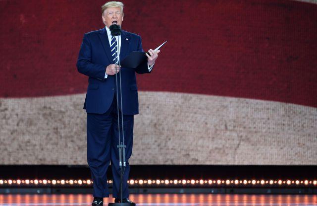 U.S. President Donald J. Trump