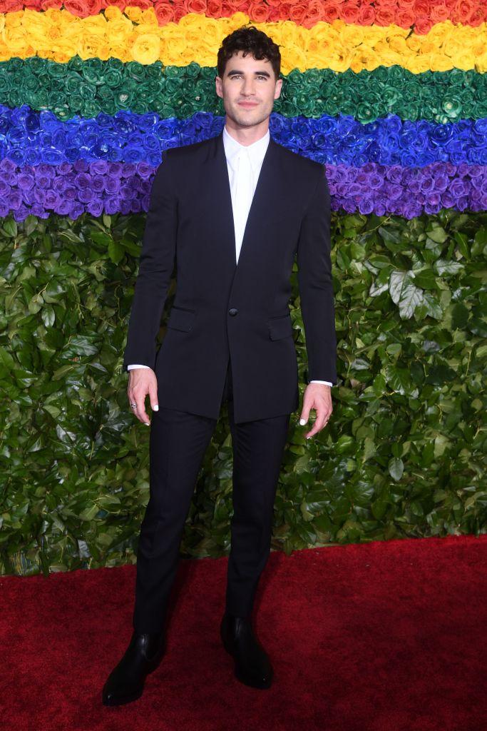 Darren Criss73rd Annual Tony Awards, Arrivals, Radio City Music Hall, New York, USA - 09 Jun 2019Wearing Givenchy