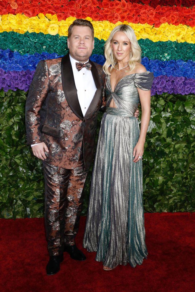 James Corden and Julia Carey73rd Annual Tony Awards, Arrivals, Radio City Music Hall, New York, USA - 09 Jun 2019