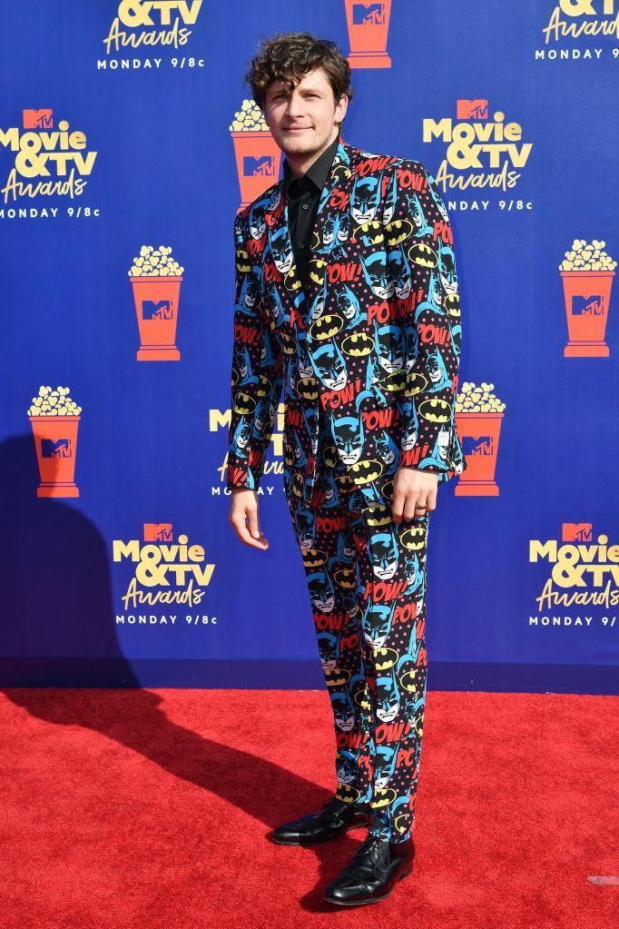 Brett DierMTV Movie & TV Awards, Arrivals, Barker Hangar, Los Angeles, USA - 15 Jun 2019