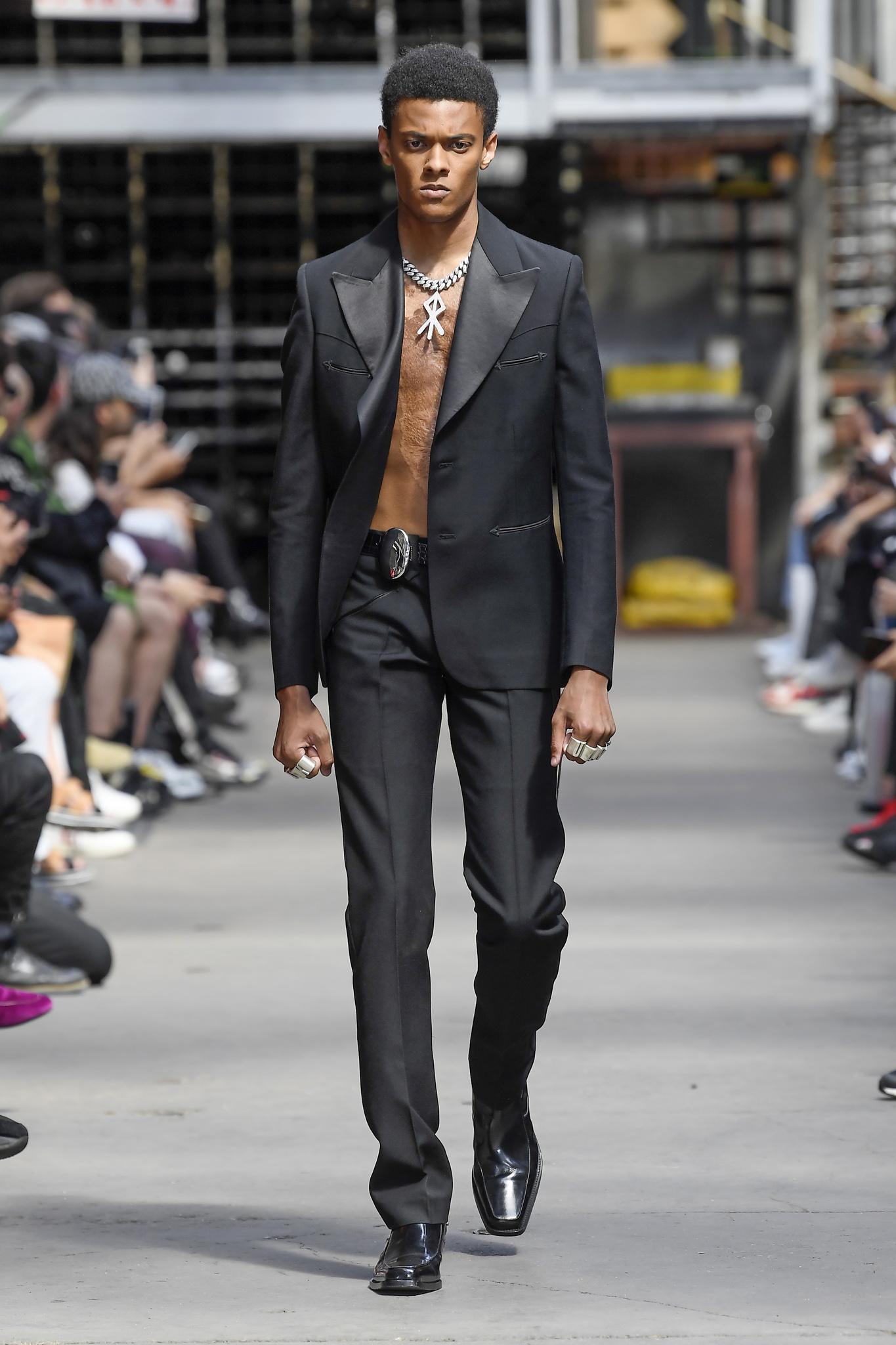 Sankuanz Men's Spring 2020