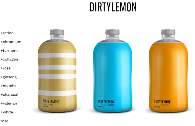 Dirty lemon