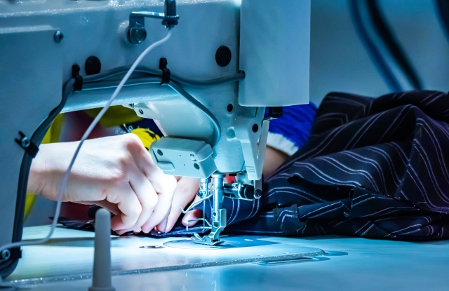 sewing, factory, manufacturing, IoT