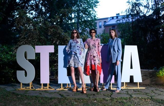 Stella McCartney's presentation at Milan Fashion Week Men's Spring 2020.