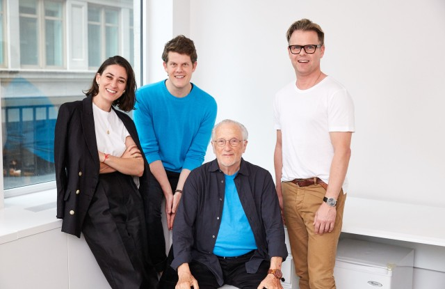 Daniella Kallmeyer, Wes Gordon Stan Herman, and Adam Lippes.