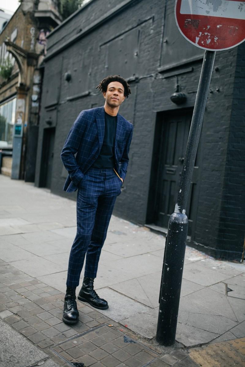 Street Style At London Fashion Week Men S Ss20 Photos Wwd
