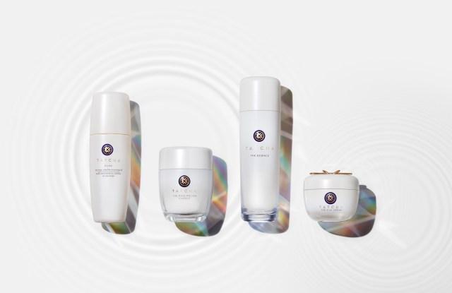Tatcha's product line centers around skin-care rituals.