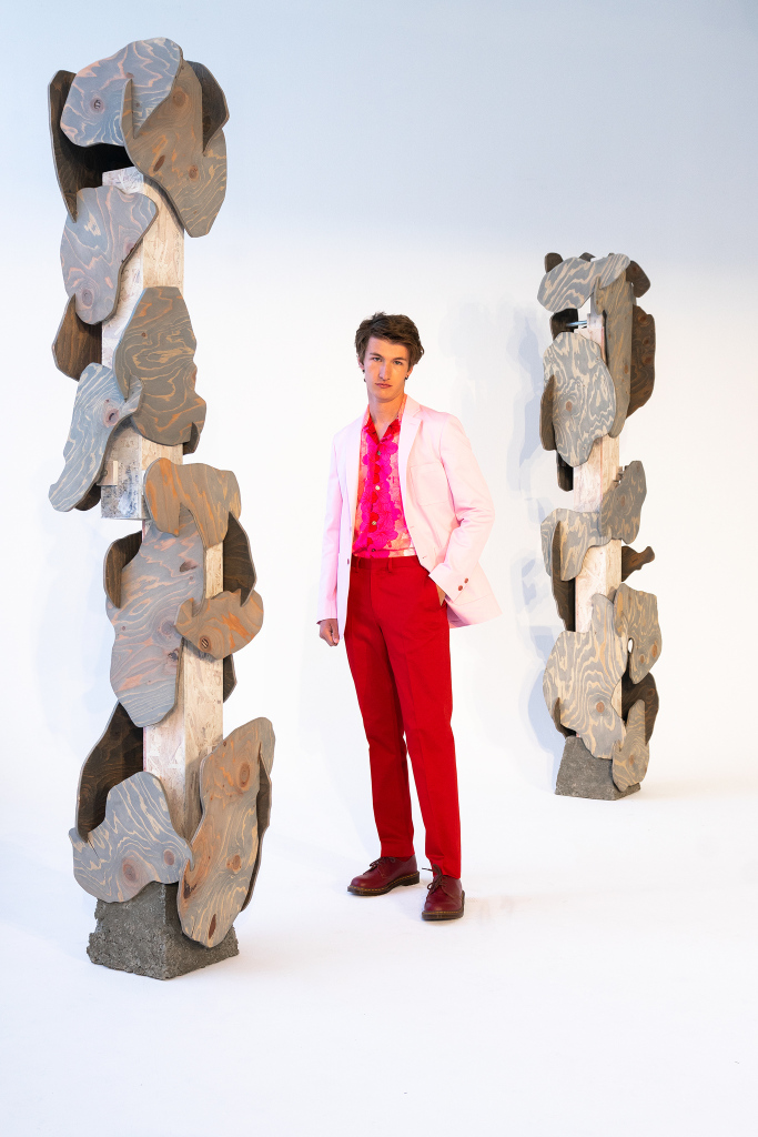 Timo Weiland Men's Spring 2020