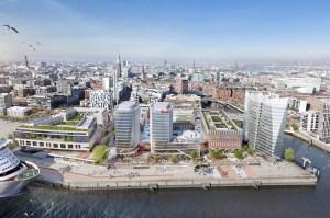 Hambourg development project