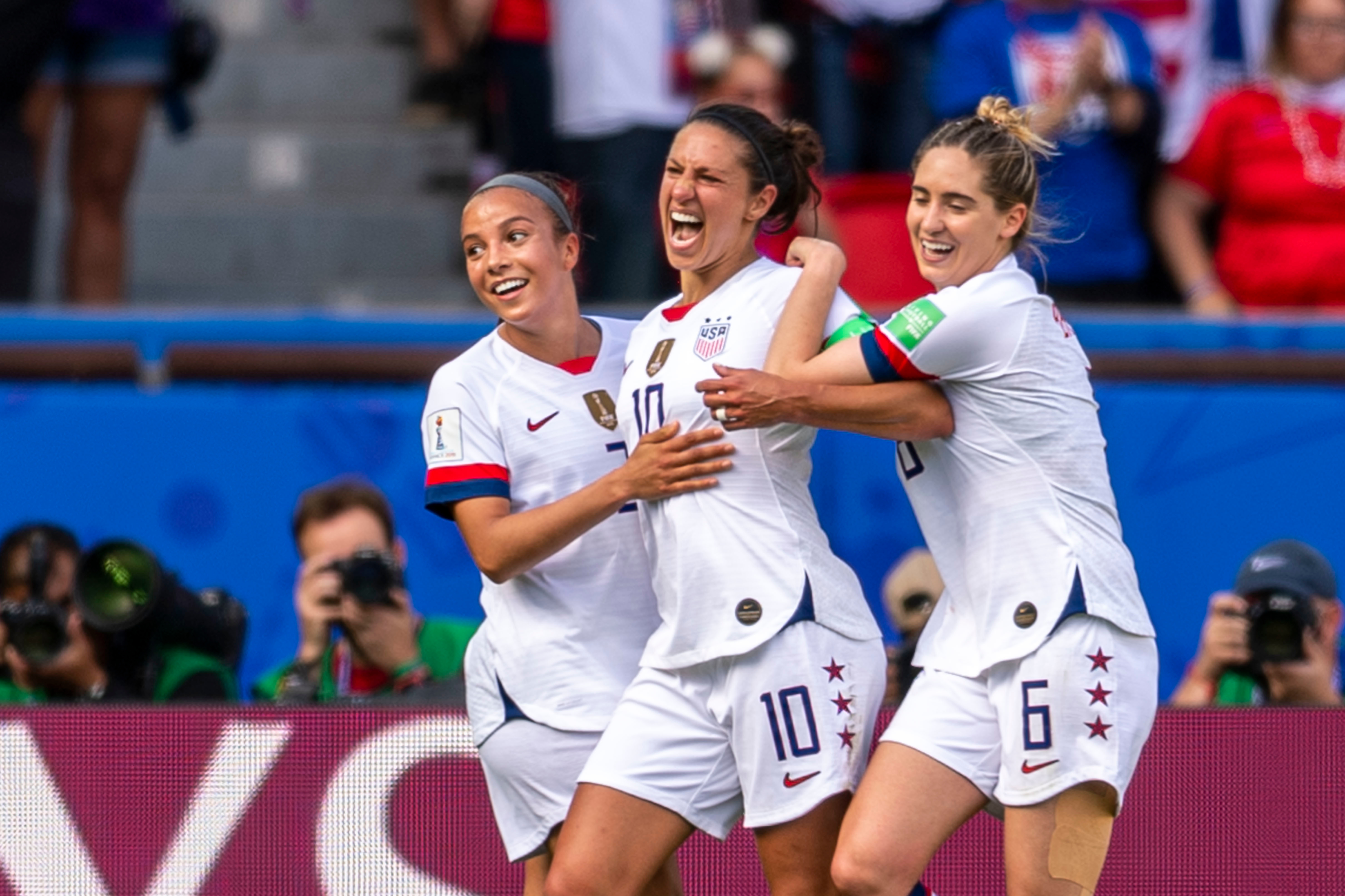 USA Women's Soccer Team Jersey Is Nike's Best-Seller