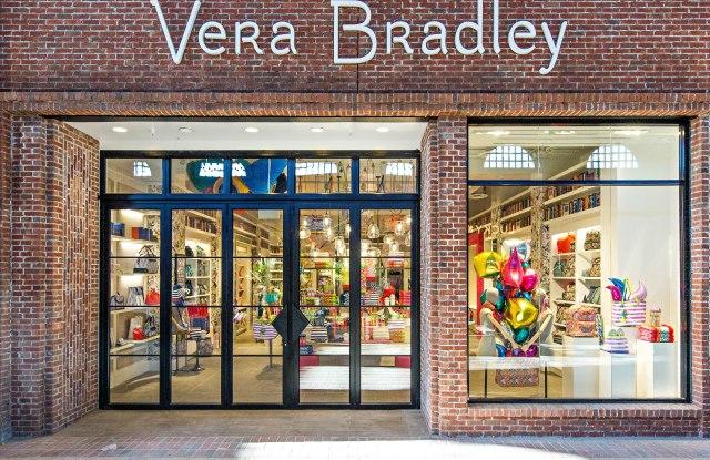 A Vera Bradley store.