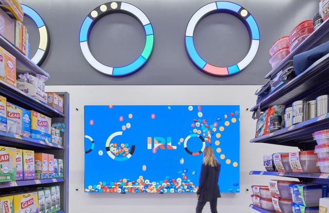 Walmart's technology incubator, Store No. 8, is testing new ideas at the Intelligent Retail Lab.