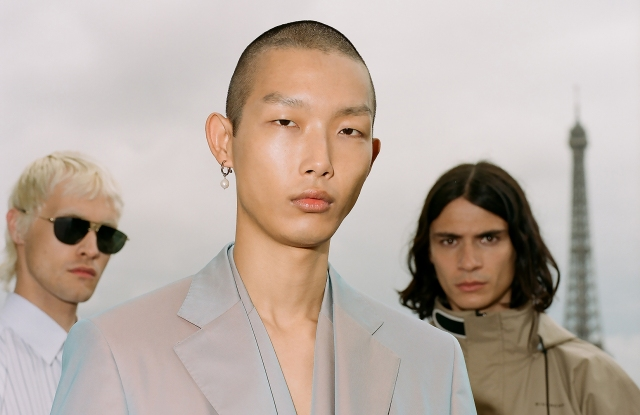 Givenchy Mens Preview Spring 2020