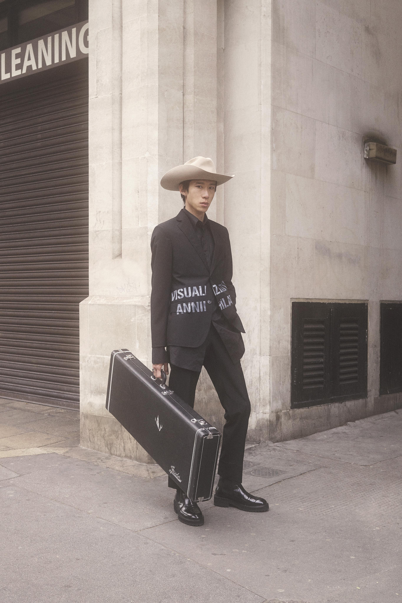 Yang Li Men's Spring 2020
