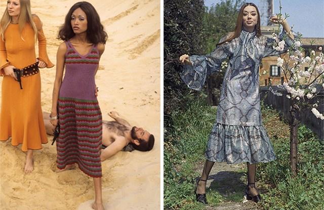 1970s fashion.